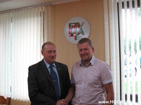 Главным тренером сборной Беларуси по хоккею стал финский специалист Кари Хейккиля