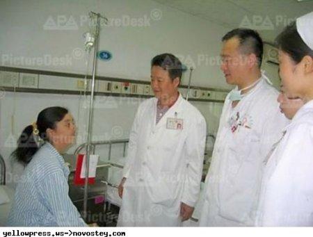 Женщина-монстр из китайской деревни сделала пластическую операцию