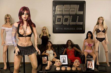 ����� �Real dolls� � �� ���������