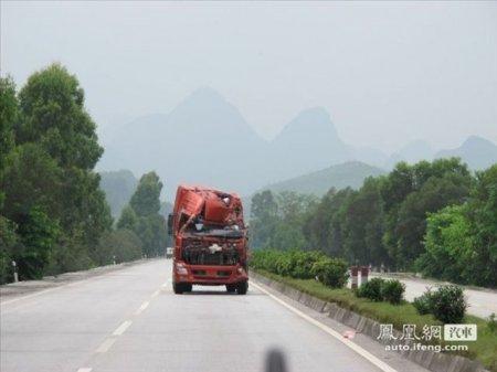 Китайский дорожный монстр