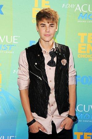 Джастин Бибер - самый высокооплачиваемый тинейджер в мире