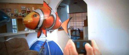 Air Swimmers - Летающие рыбы!