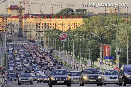 «Стоп-бензин» заблокирует главные проспекты Минска
