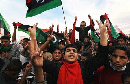 Где прячется Каддафи?