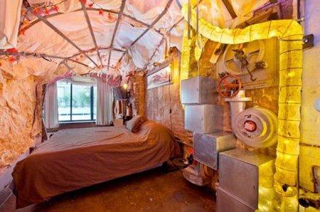 Квартира стимпанка