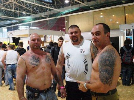 Сибирский фестиваль татуировок