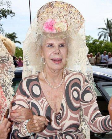 Герцогиня Альба снова выходит замуж
