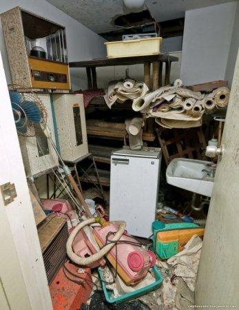Заброшенный японский отель