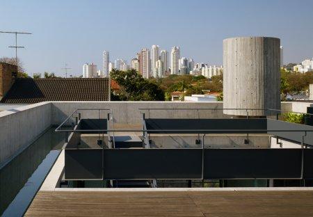 Boaçava House – современный проект от MMBB Arquitetos