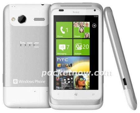 В сеть утекли фотографии телефона HTC Omega