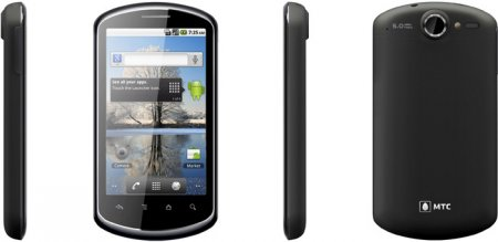 Лучше всего в салонах МТС продается смартфон МТС Neo (Huawei X5)