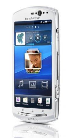 Sony Ericsson Xperia neo V - смартфон на Android 2.3.4
