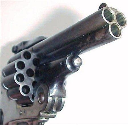 Триплетом стрелять
