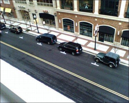 Приколы на парковке