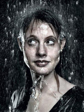 20 минут под холодным душем
