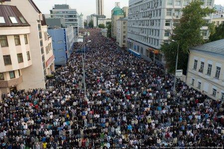 Москва. Ураза-байрам 2011