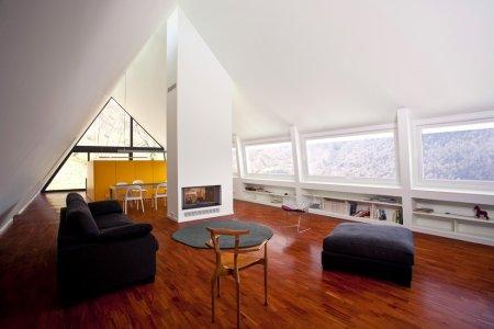 Дом в Пиренеях от Cadaval & Solà-Morales