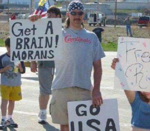 Будни американских селян