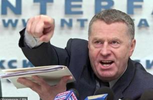 Жириновский предложил Беларуси стать федеральным округом «государства-гермафродита»