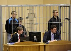 В Минске начался суд над обвиняемыми во взрыве в метро