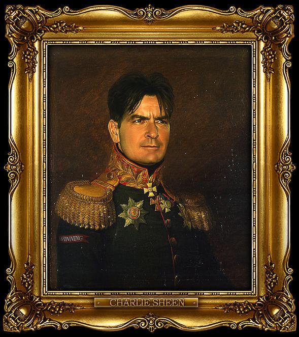 Генералы Голливуда 1812