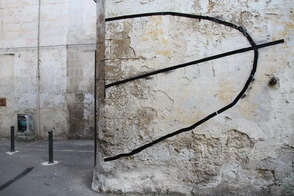 Необычный стрит-арт