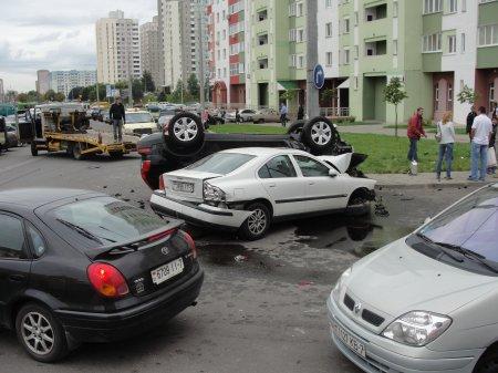 """Авария на ТЦ """"Материк"""""""