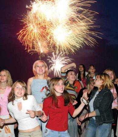 День города в Минске на трезвую голову не пройдет