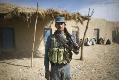 Афганская полиция