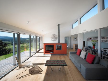 Шикарный проект дома The Houl