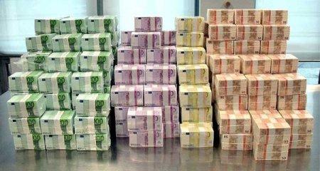 Миллион евро у ментов украли!