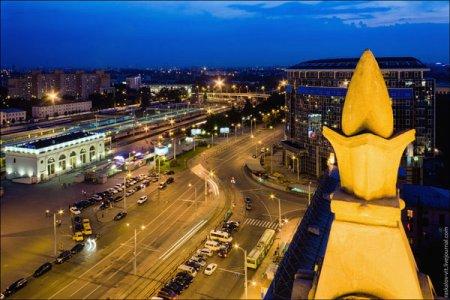 Запретный Минск (фоторепортаж)