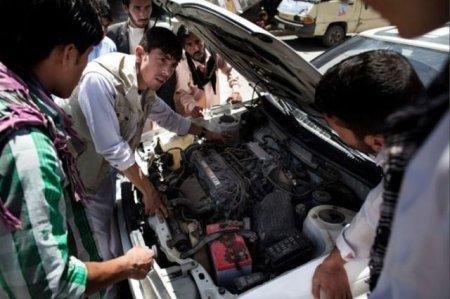 Автошкола в Кабуле