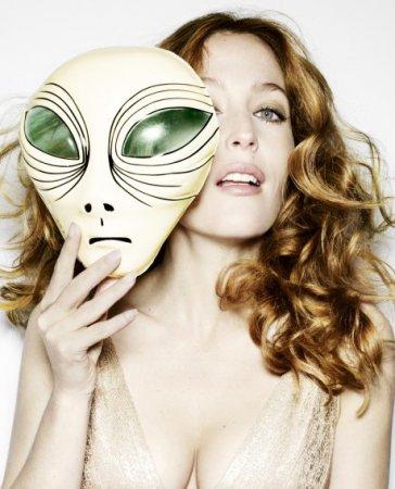 Джиллиан Андерсон надеется, что Секретные материалы 3 выйдут в 2012 году