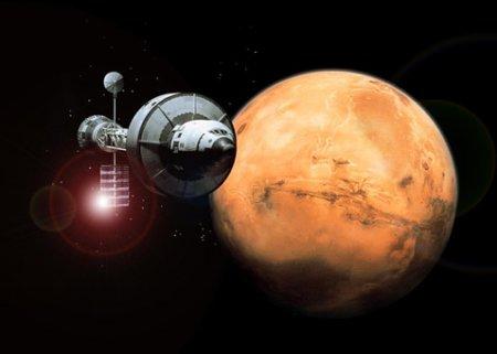 Три года жизни – цена полета на Марс