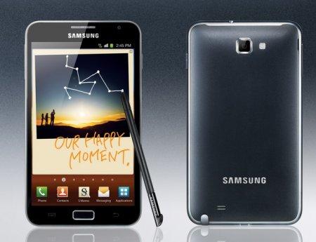 Galaxy Note - новая категория мобильных устройств