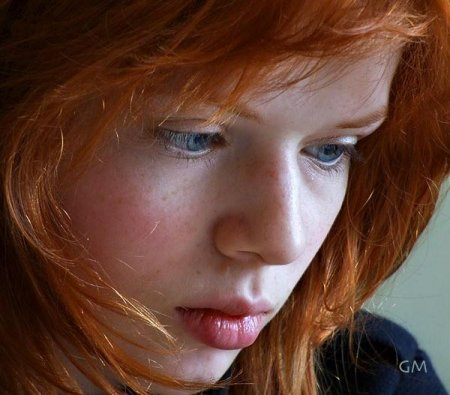 Красивые рыжие девушки