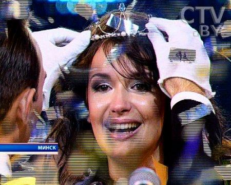 «Мисс Минск 2011» стала Ульяна Волоховская