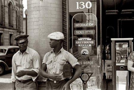 США 1935-1938. Автор - Бен Шан