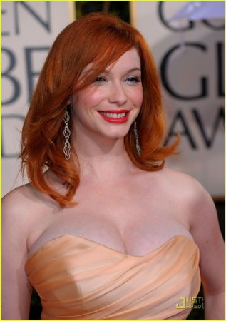 ������������ ������� Christina Hendricks