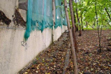 Заброшенная станция московского метро