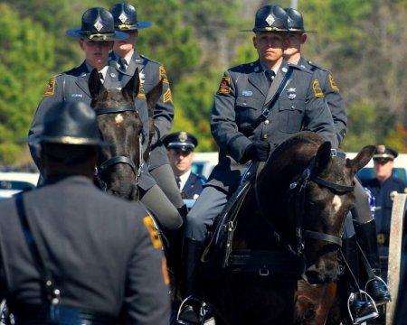 10 фактов о полиции США