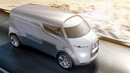 Концепт Citroen Tubik Concept