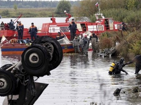 МАК признал: Як-42 взлетал с торможением