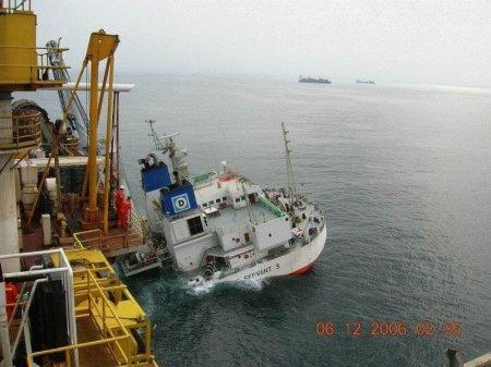 Морские тяжеловозы
