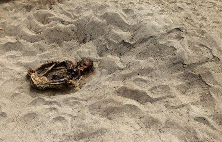 Детские жертвоприношения в Перу (жесть!)