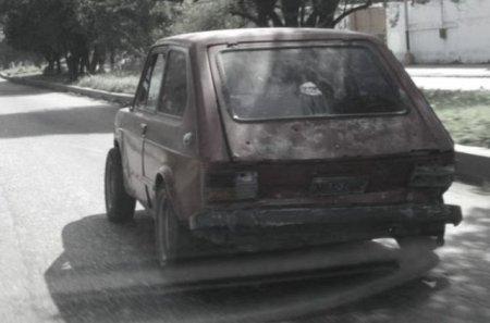 Автоужасы