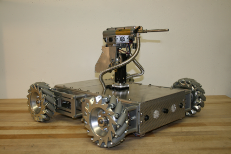 Робот Mechatron