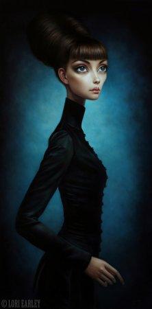Изящные портреты Лоры Эрлей
