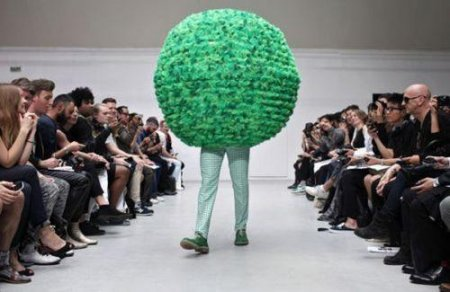 Такая странная мода!
